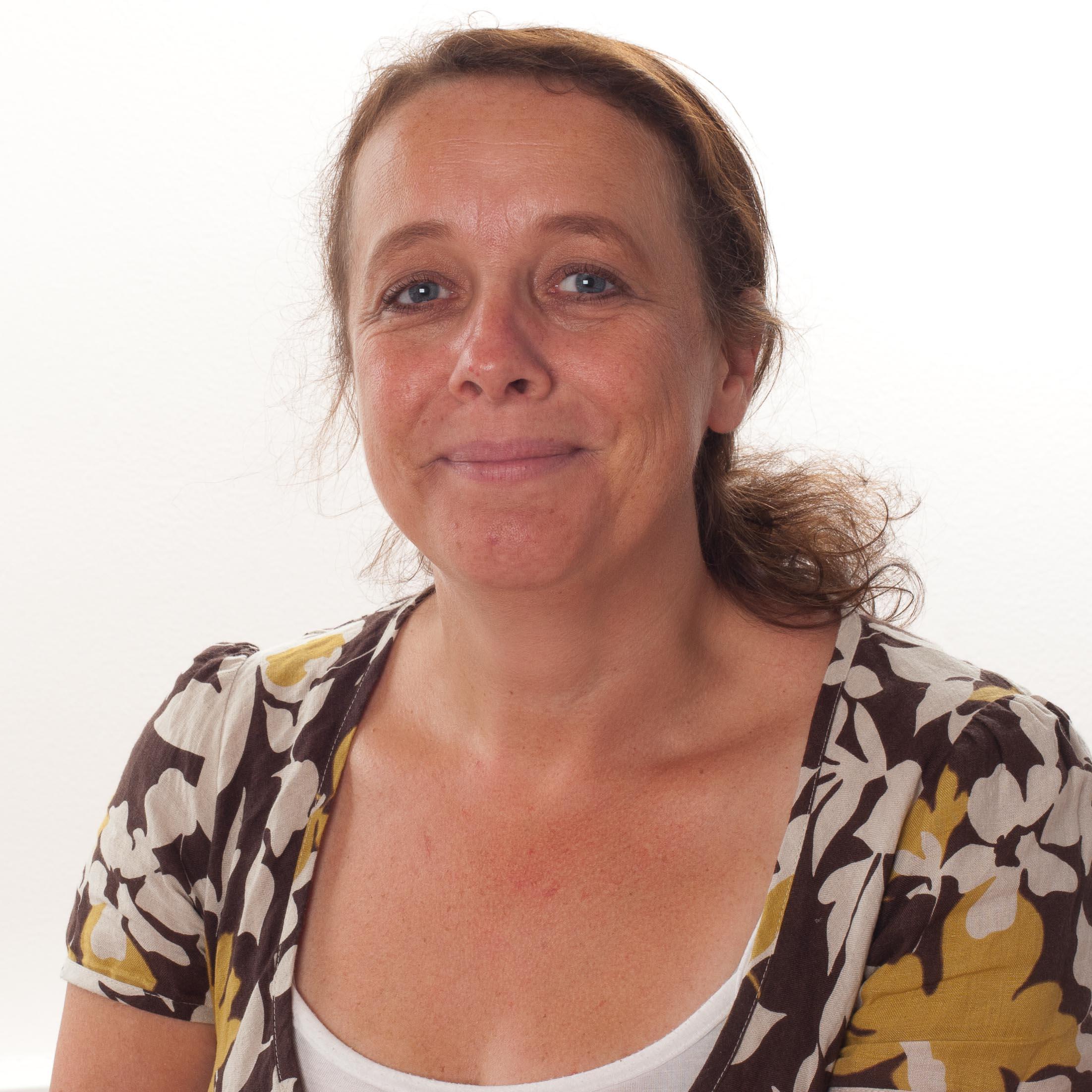 Barbara Goudriaan : Secretary